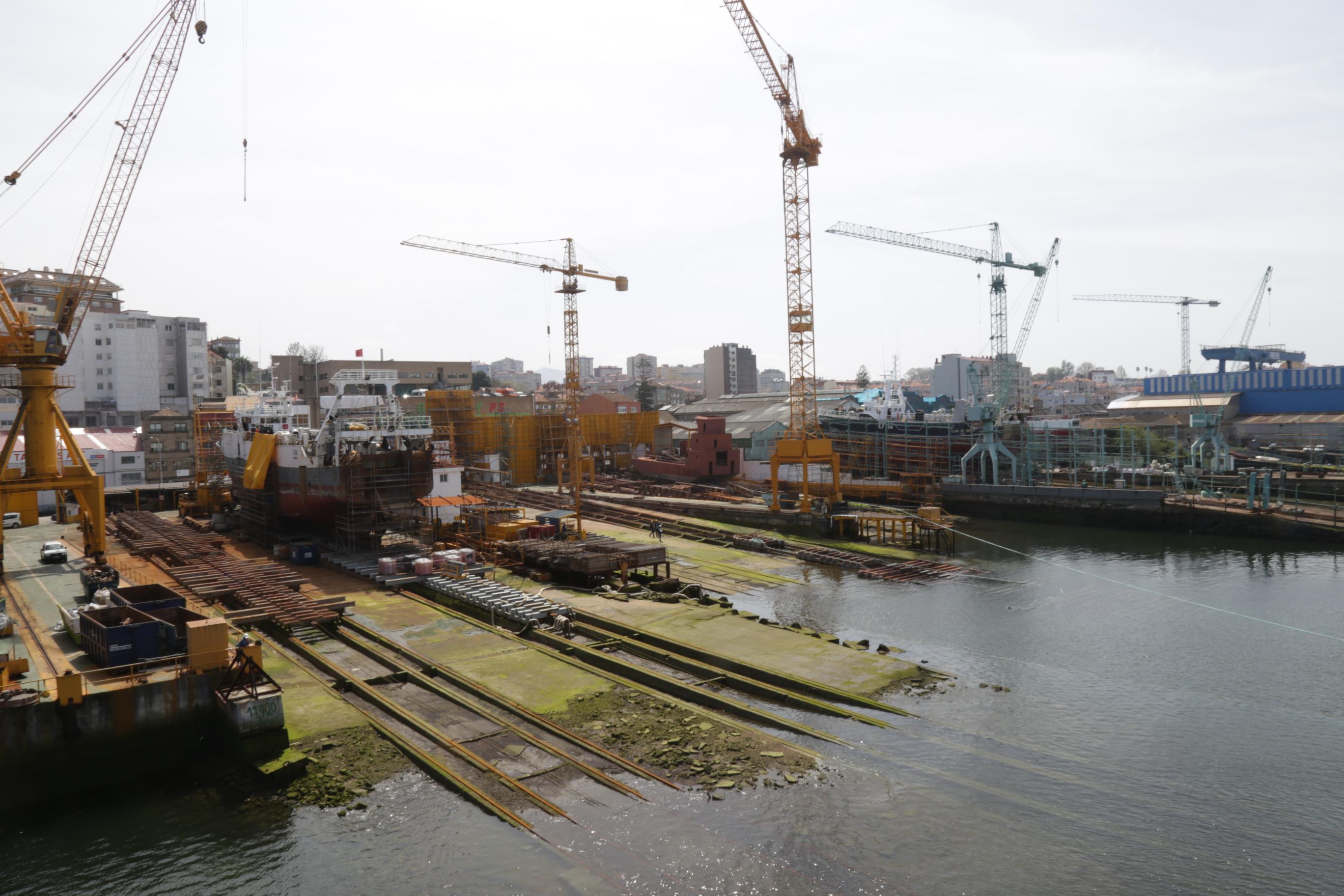 Facilities - Cardama Shipyard