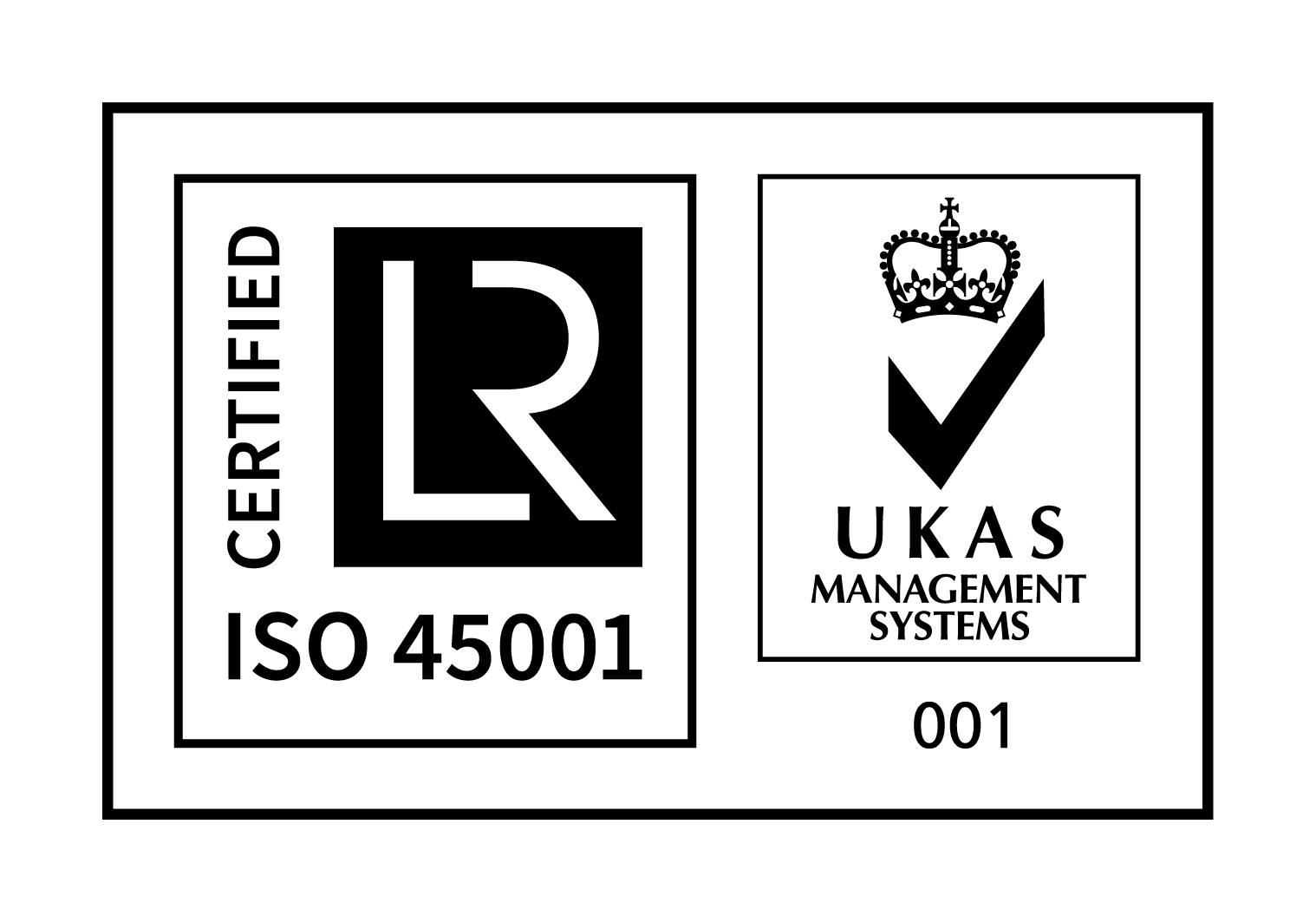 ukas-and-iso-45001